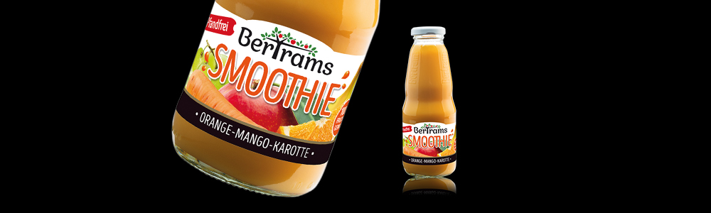 Smoothie Orange-Mango-Karotte