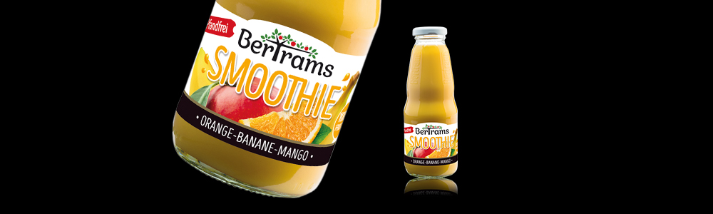 Smoothie Orange-Banane-Mango